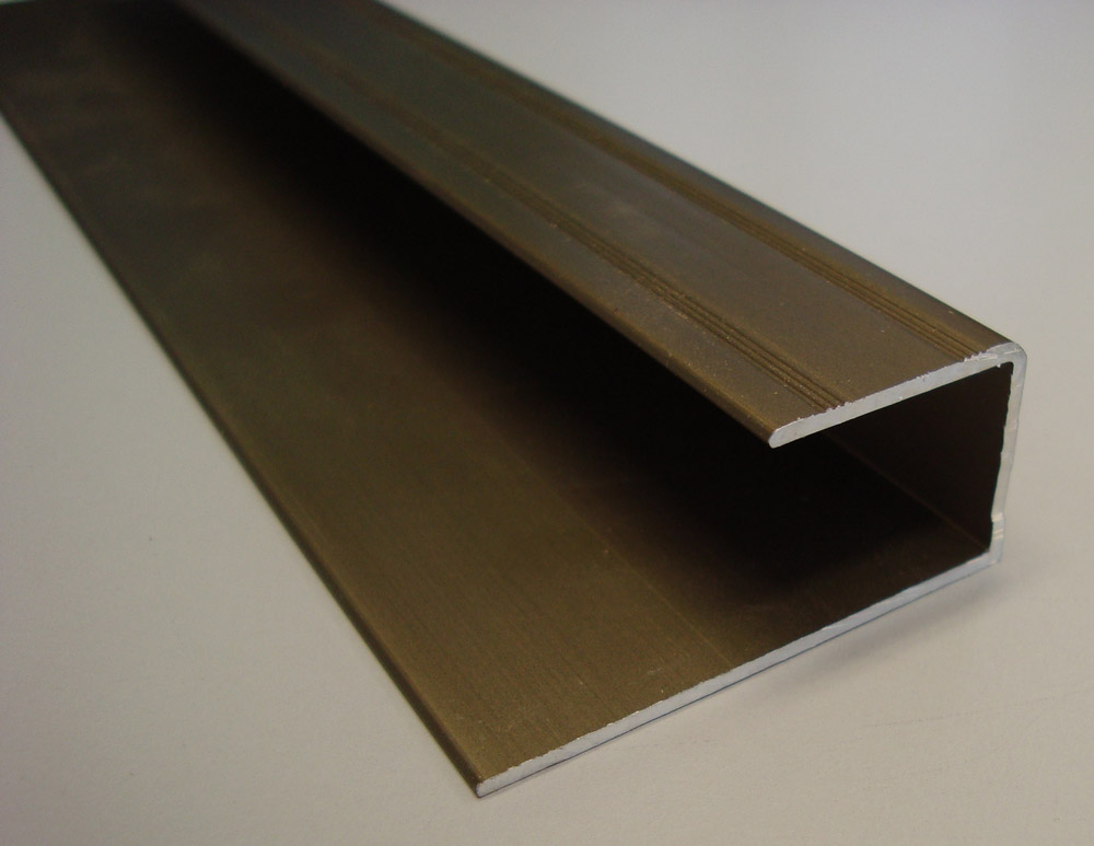 Aluminium Ends 8mm