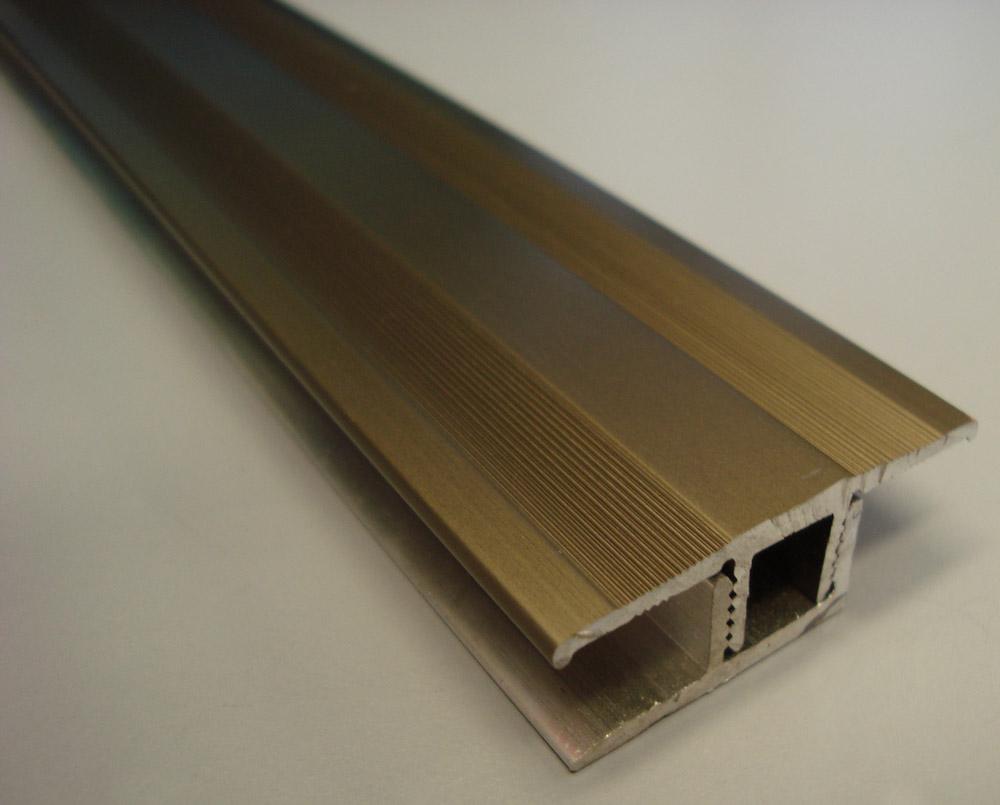 Aluminium Expansion Trim 14mm