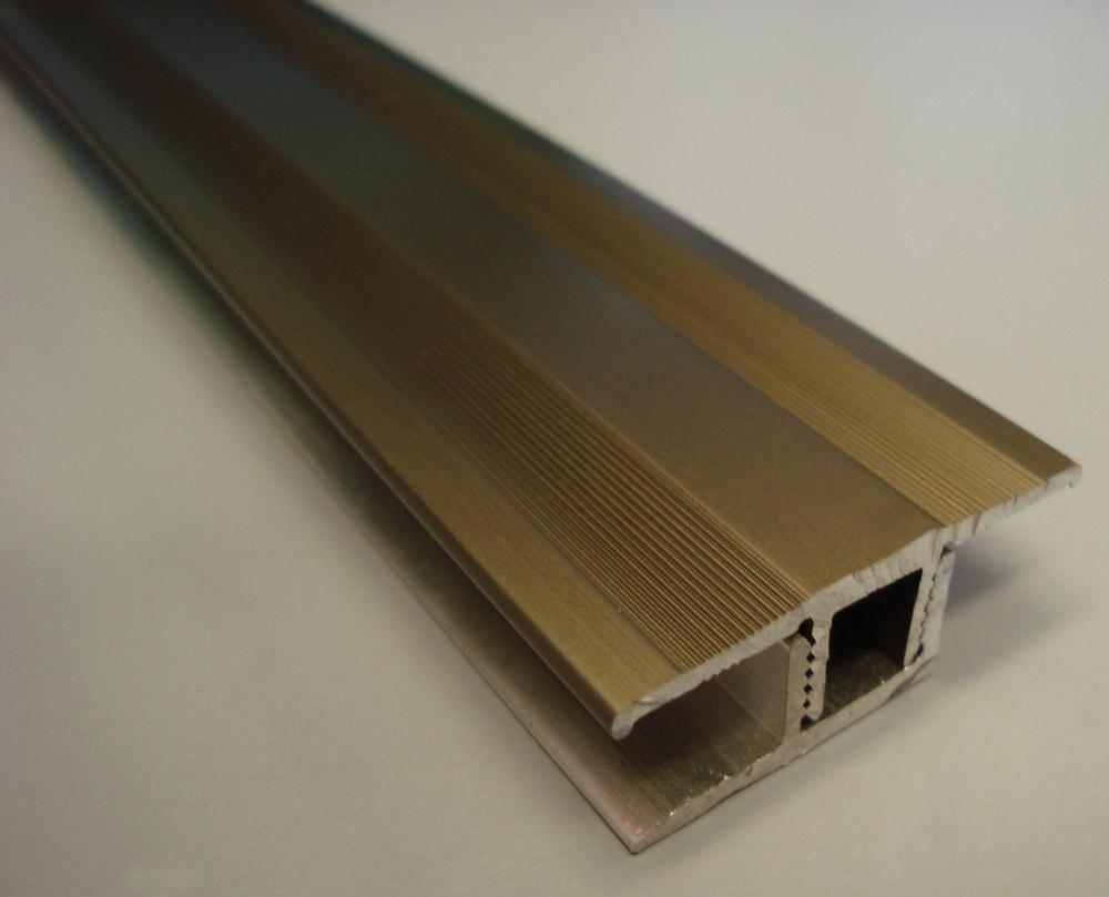 Aluminium Expansion Trim 8-12mm