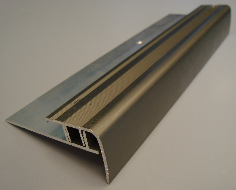 Aluminium Stair Nosing 14mm